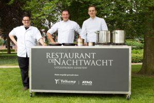 Japser Meerdink Restaurant De Nachtwacht Winterswijk