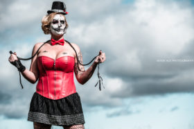 Cirque Sombre at Abandoned: A Dark Circus