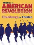 'Patriots of the American Revolution' magazine - Nov/Dec issue