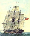 Example British Sloop of War