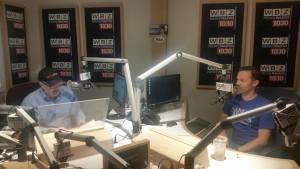 WBZ Radio Interview
