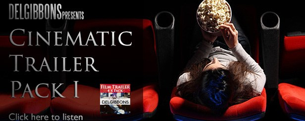 Cinematic Trailer Pack I