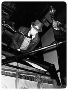 Derek Gibbons Piano