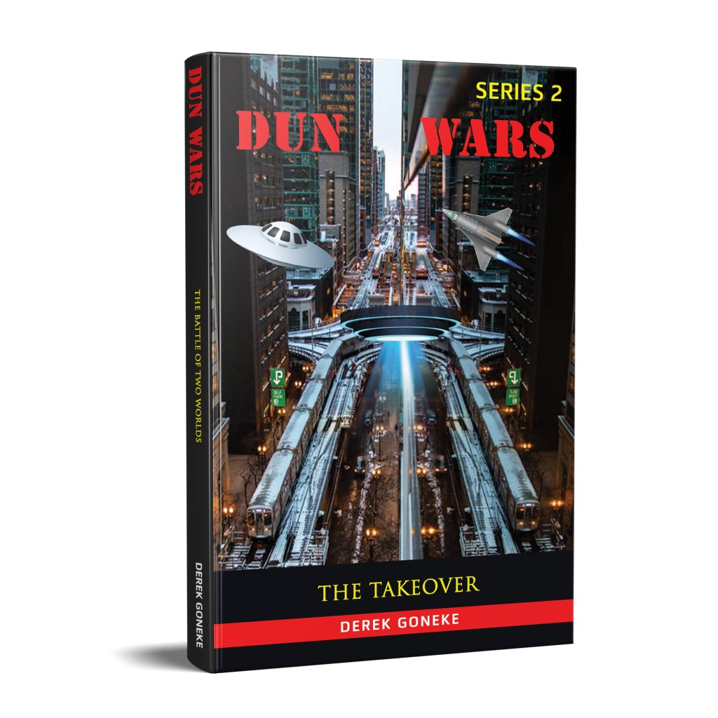 Dun Wars The Takeover Derek Goneke