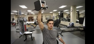 Derek Herrera Lifting Weights Physical Therapy 2560 @2x