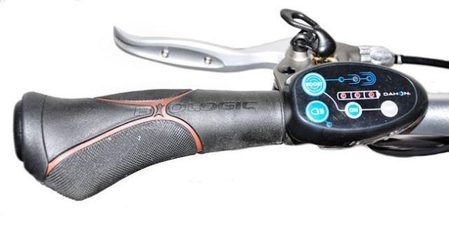 DAHON elctric folding bike Boost