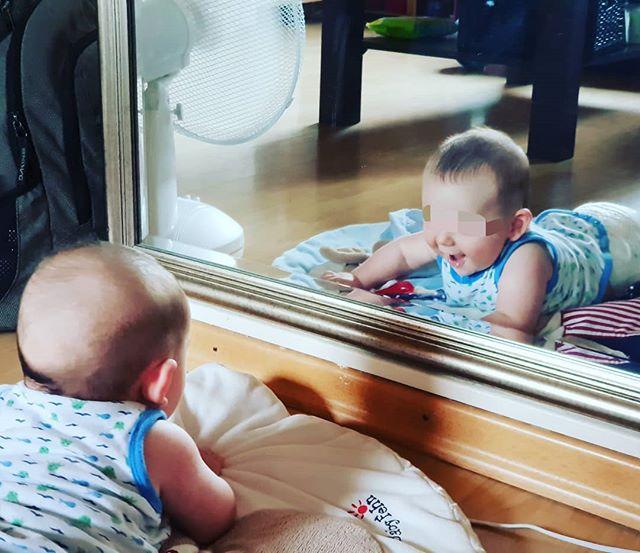 Spass mit Spiegel