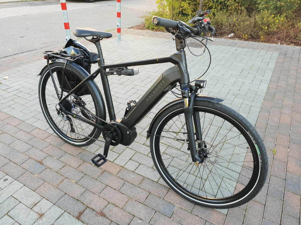mein e bike ist da kalkhoff endeavour 5 i xxl 2019. Black Bedroom Furniture Sets. Home Design Ideas