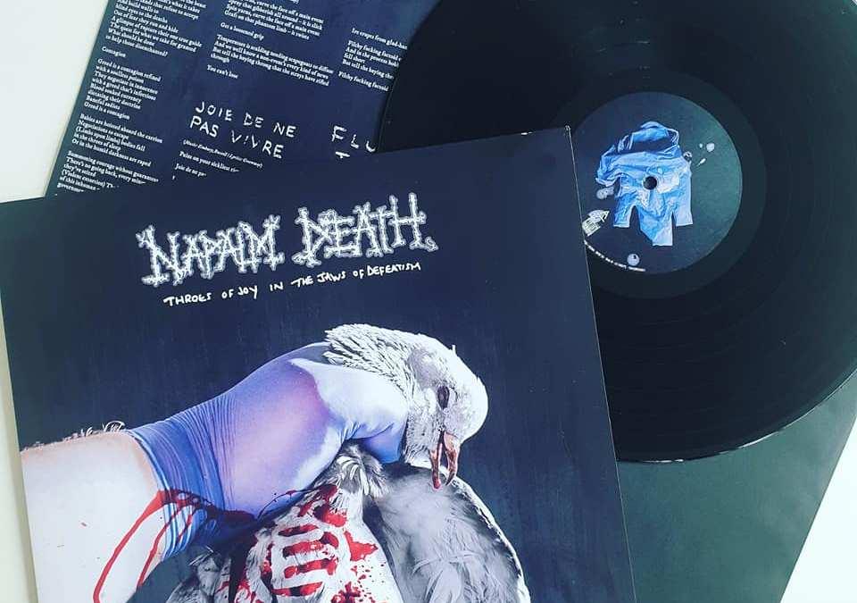 Napalm Death und ihr vielleicht wichtigstes Album