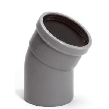 PVC BOCHT MANCHET-SPIE