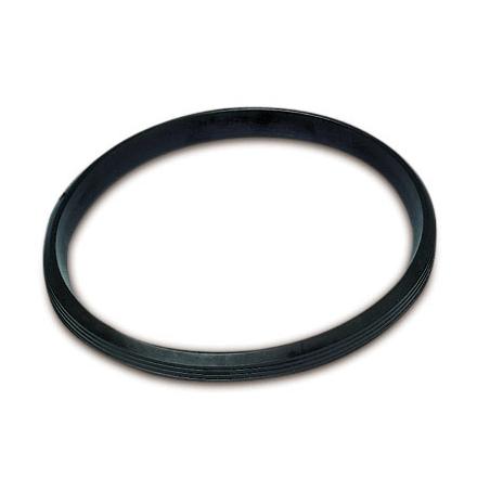 ring tbv instort T-stuk zwart