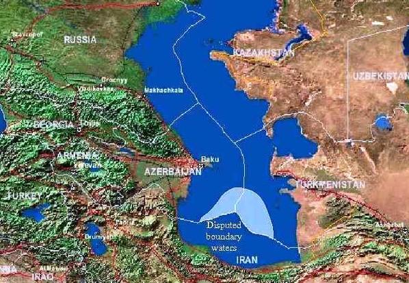 Viktig Skritt Mot Avspenning Avtale Om Det Kaspiske Havet Derimot