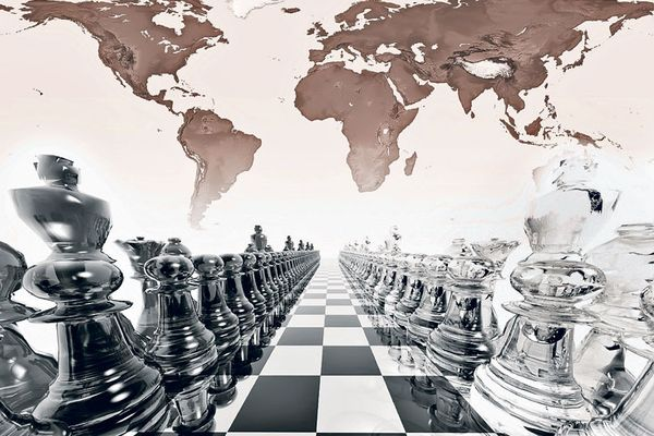 Thierry Meyssan skriver her at vinnerne i Syriakonflikten er Syria, Russland, Iran og ... Donad Trump.