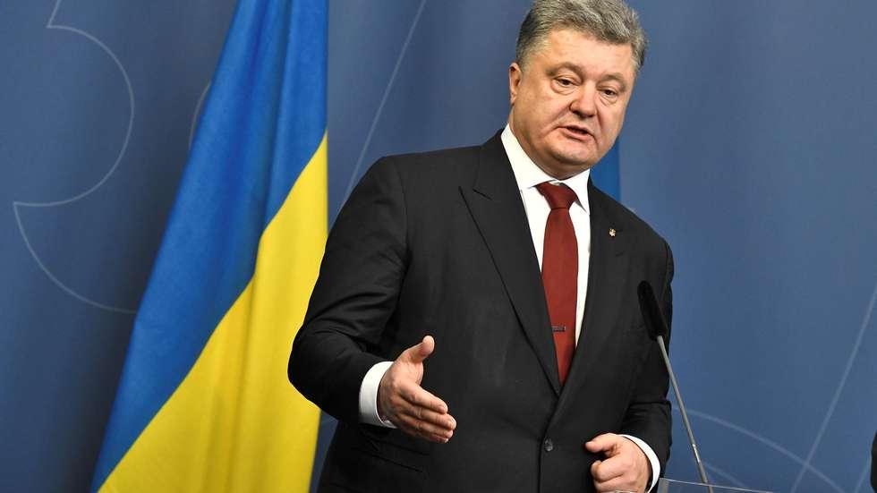 Porosjenko er USAs mann. Hvis han vinner valget ved valgfusk, hva gjør Russland da?
