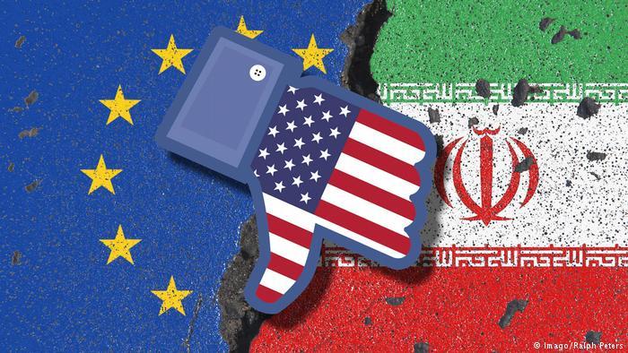 EU sier de ikke vil gi etter for USAs krav om nys sanksjoner mot Iran. Om de klarer det gjenstår å se.