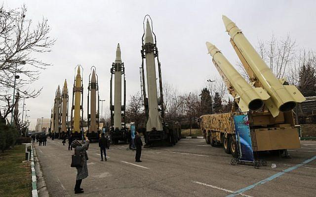 Iran har sterke kort på hånden i konflikten/krigen mot USA.