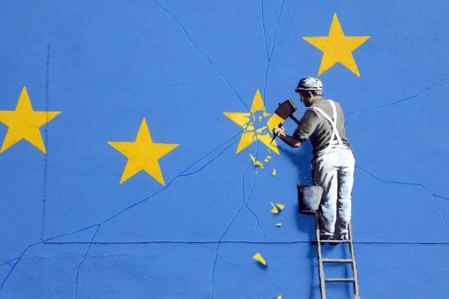 EU blir ingen utfordrer i den globale maktkampen.