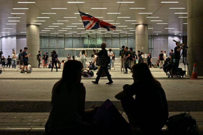 Er årets Hong Kong demonstrasjoner inspirert utenfra for å destabilisere Kina?