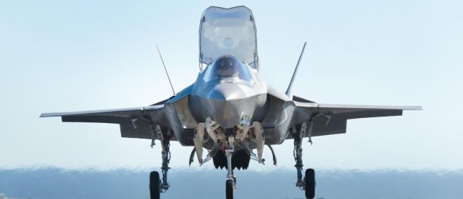 Nå motter Tyrkia det russiske S-400-systemet. Da stanser USA salget av F-35 til landet.