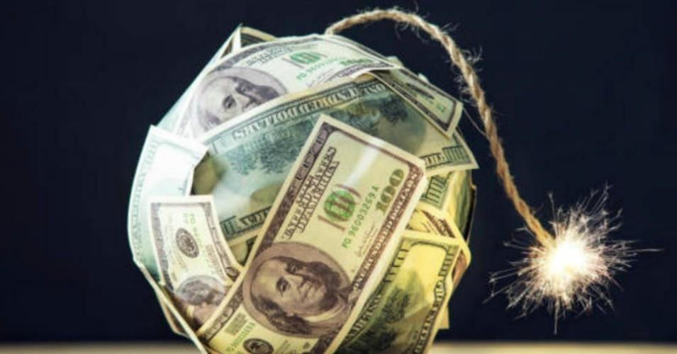 Hauk i utenrikspolitikken fører i dag til enorme budsjettunderskudd i USA.