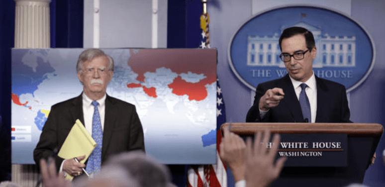 USA til Russland: Dere skal slippe nye sanksjoner hvis dere innrømmer at dere er kjeltringer.