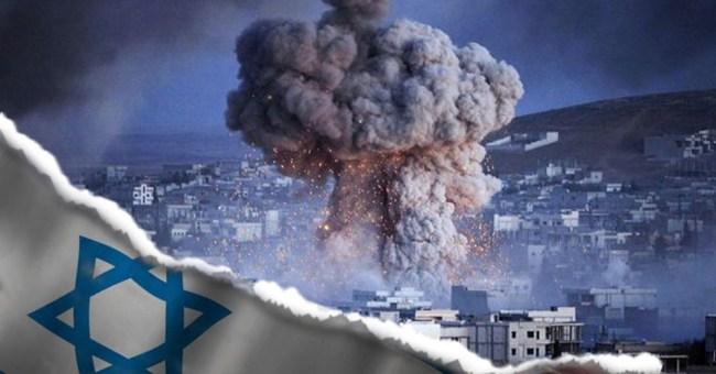 Israel bomber nå flere land. Tegn på desperasjon?
