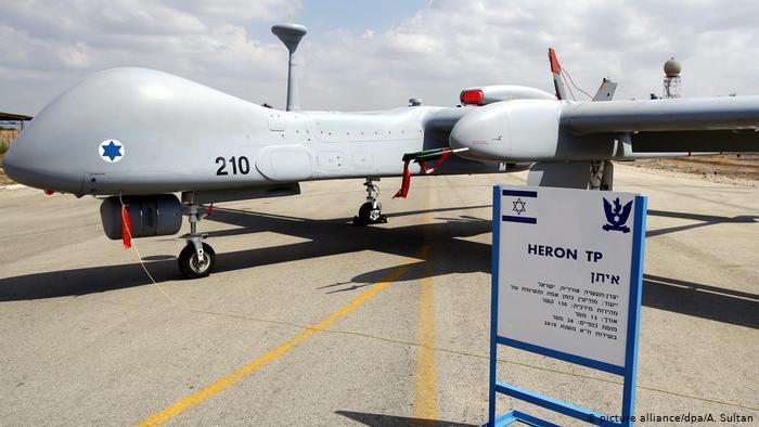 Russland stopper israelske droner i Syria, men i Saudi-Arabia...