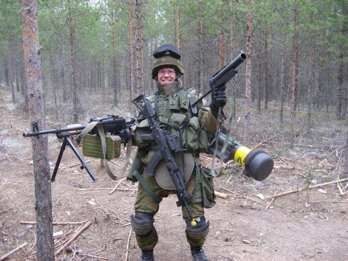 USA øver nå på Russland-krig i Europa