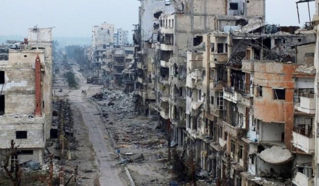 Hvordan kan det ha seg at den syriske hæren har klart det umulige?