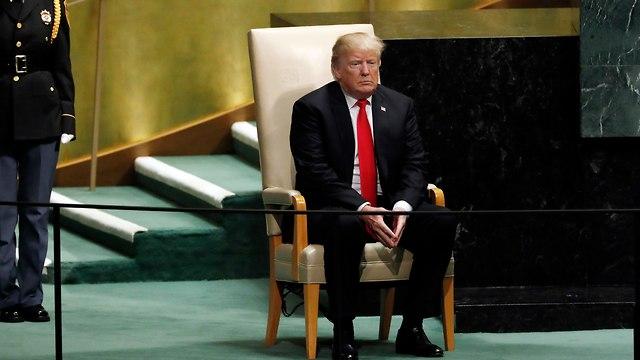 """Trump møter stor motstand over alt for din politikk. Den reelle makten i USA sitter hos """"The deep State""""."""