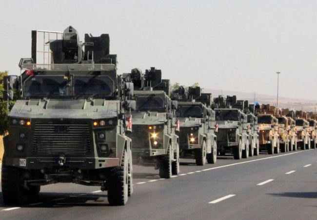 Trump truer med økonomiske sanksjoner mot Nato-partner Tyrkia.