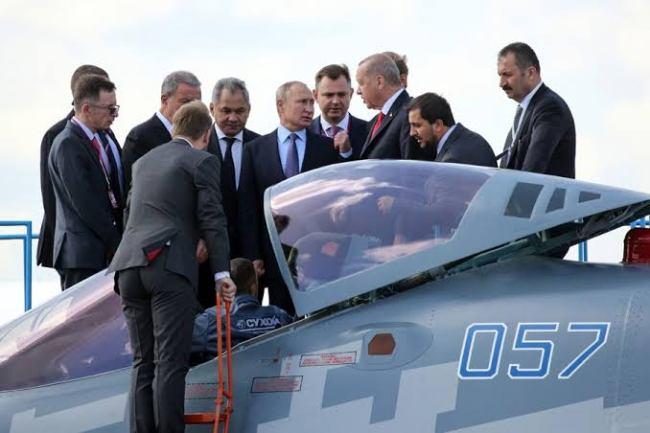 Hvis Tyrkia kjøper russiske jagerfly er Nato-krisen fullstendig.