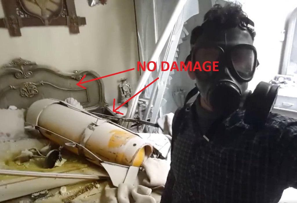 OPCW leverte forfalskete rapporter for å gi vesten påskudd til bombing av Syria.