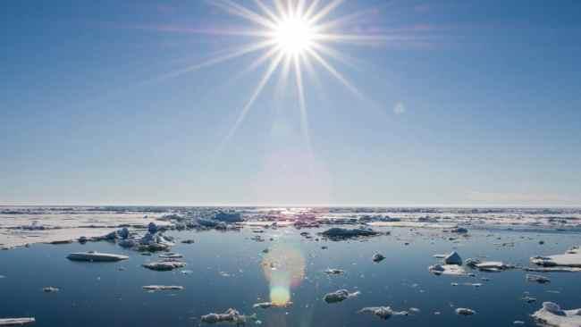 Fordi det er politikere som deler midler til forskningen må søknader hele tiden begrunnes med tendenser i tiden: global oppvarming.