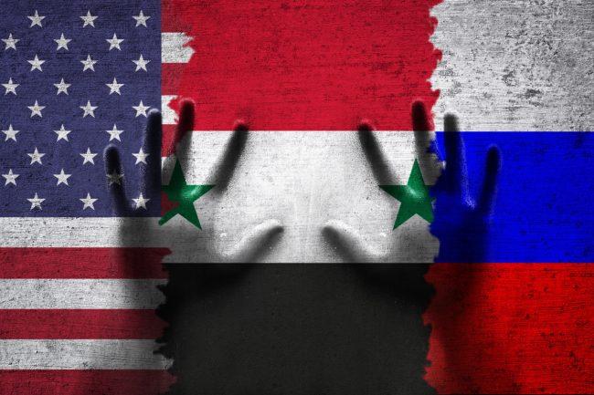 Tusi Gabbard fremmer lovforslag om at US-troppene må ut av Syria, et land USA ikke har erklært krig mot.