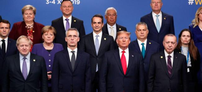 De indre spenningene i Nato lar seg ikke skjule lenger.