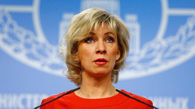 USA forlanger snart at vi skal slutte å puste, sier Maria Zakharova. Og noen vil bøye seg for dette.