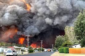 De fleste brannene i Australia er påtente. Det har historisk vært varmere tidligere.