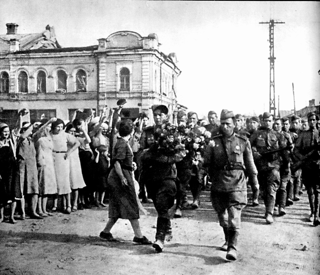 Mange eldre polakker har helt andre erfaringer enn den virkelighetsforståelsen av krigen som den polske ledelsen formidler