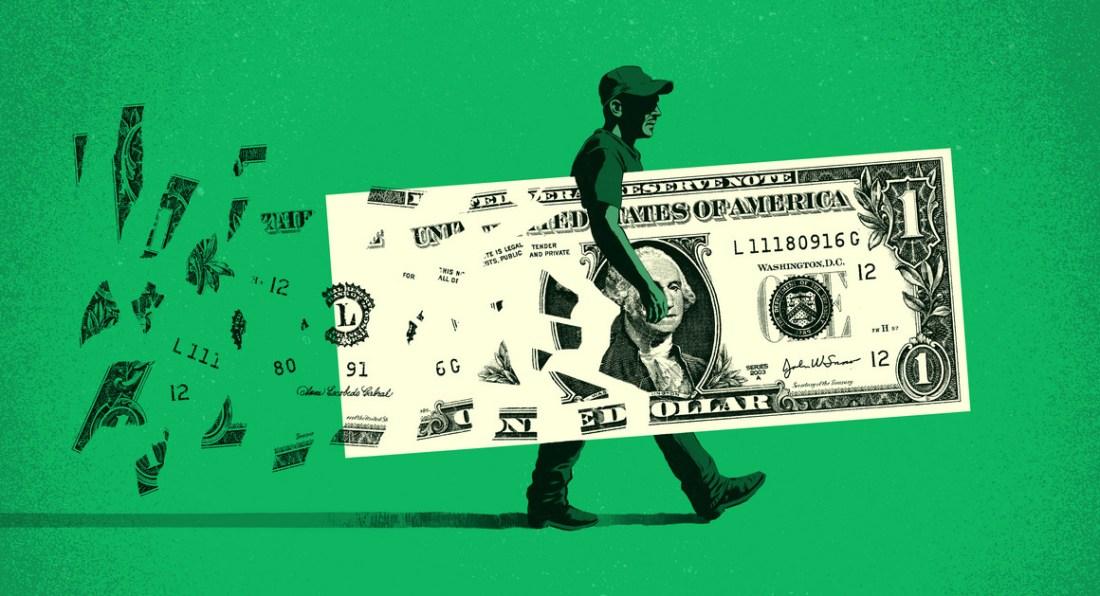 Det grønne skiftet omgjøres til et penge-gilde for storkapitalen.