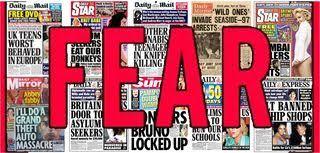 Koronaviruset er ikke farlig. Men mediene skaper frykt som er den store fienden. Da får de igjennom unntakslover.