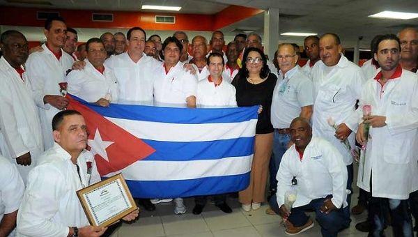 """Lovforslag i USA vil definere Cubanske leger i utlandet som """"menneskehandel""""."""