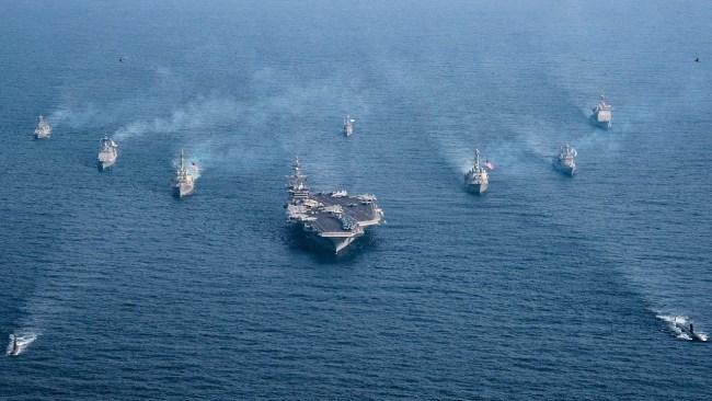USA vil stanse Kina med alle midler. Nå vi de ha en egen Nato-lignende allianse for Stillehavet.