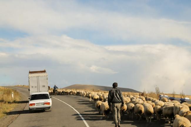 Konflikten i Kaukasus om Nagorno-Karabakh  er vanskelig håndterbar for Russland.