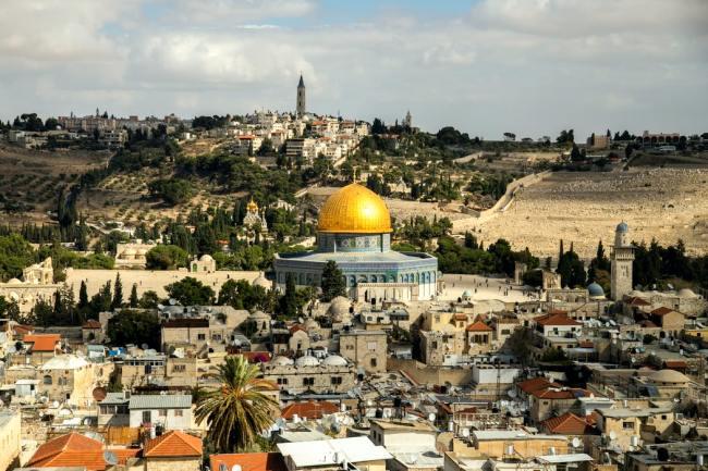 Litt om spillet i kulissene i USA forut for etableringen av staten Israel.