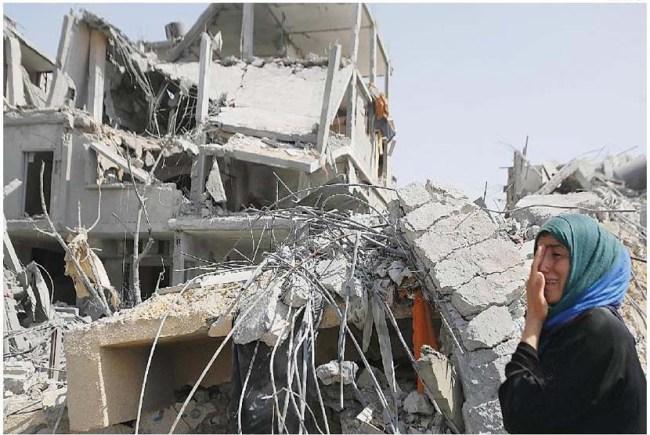 Den lavintense krigen Israel fører mot Gaza fortsetter.