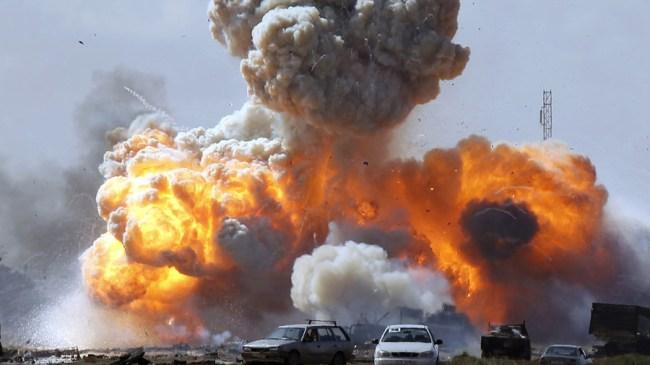 Endelig! USA er på plass igjen med bombeflyene sine. Alt er som før Donald Trump.