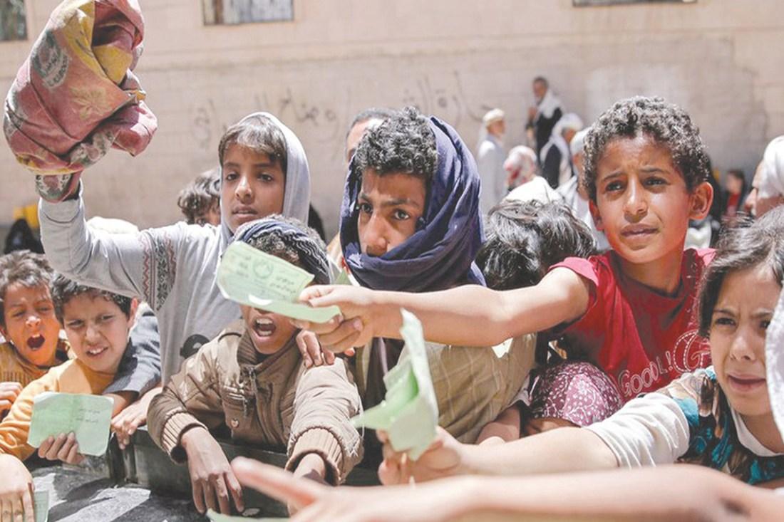 Jemenkrigen er en katastrofe for millioner av barn og unge.