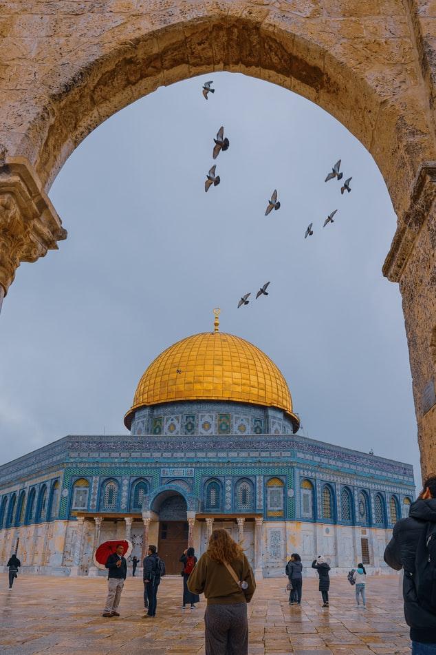 Bygger det seg opp mot en ny intifada? Bl.a som følge av at Israel tar seg tilrette i Jerusalem.