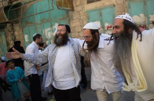 Palestinerne skal ut av Øst-Jerusalem. Jødiske ekstremister brukes til det.